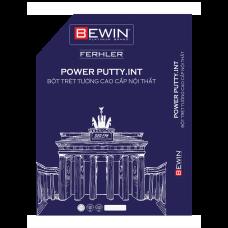 Bột trét tường nội thất cao cấp BEWIN POWER PUTTY INT